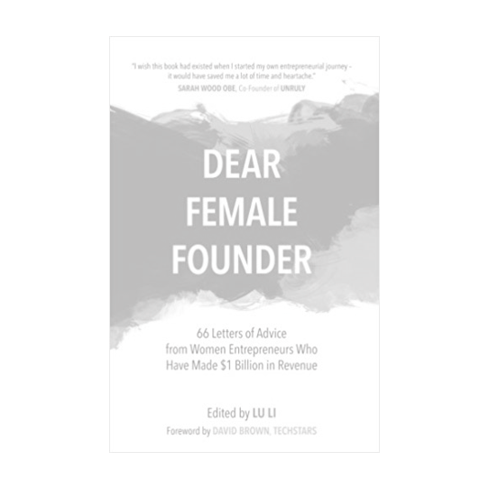 Dear female Founder